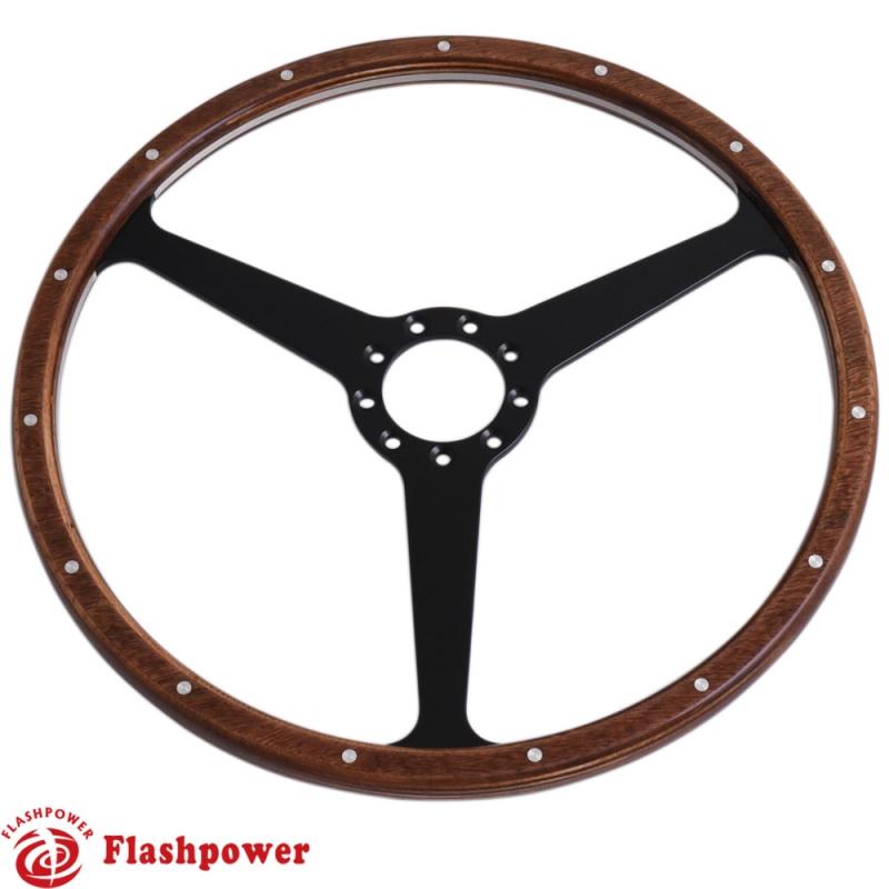 Reproduction Original Wood Steering Wheel Aston Martin DB4