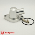 Billet Swivel Thermostat Housings Water NecK Ford FE  1.25''