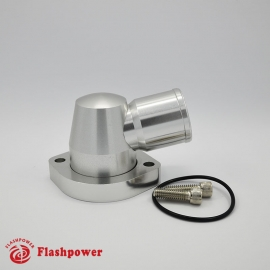 Billet Swivel Thermostat Housing Water NecK Ford Big Block  1.5''