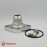 Billet Swivel Thermostat Housings Water NecK Chevy 0 Degree 16AN