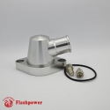 Billet Swivel Thermostat Housings Water NecK Chevy 95 Degree 1.25''