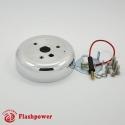 6031A  Flashpower 3 Hole Steering Wheel Hub Adapter Boss Kit For GM Chevrolet Pontiac Camaro 60-69 Polished