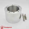 "2.5"" Steering Wheel Hub Adapter Conversion Spacer Polished"