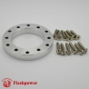 "0.5"" Steering Wheel Hub Adapter Extension Spacer Polished"