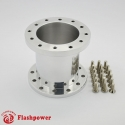 "3.0"" Steering Wheel Hub Adapter Extension Spacer Polished"