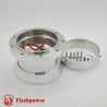 Ford Lincoln Mercury steering wheel adapter 9 bolt Billet Polished