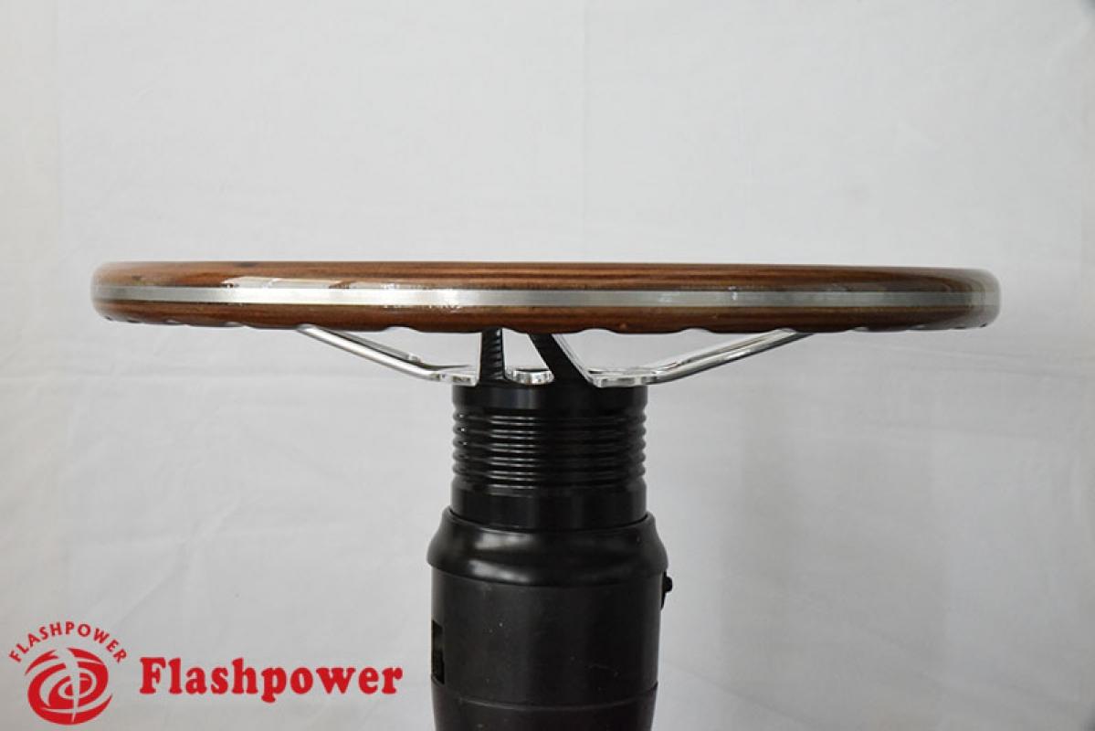 Steering Wheel Adapter Boss Kit 6 Bolt Ford Mustang Thunderbird Black