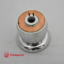 6592A  Flashpower steering wheel adapter 9 bolt Billet Polsihed for Audi VW