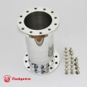 "5.0"" Steering Wheel Hub Adapter Extension Spacer Polished"