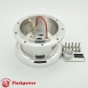 Chrysler Dodge Plymouth steering wheel adapter 9 bolt Billet Polished