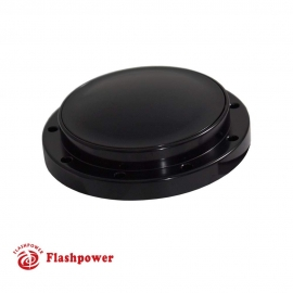 Horn Button for 9 bolt Steering Wheels,Black