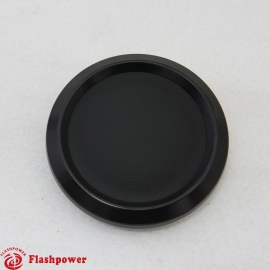 Color Match Horn Button for 9 bolt Steering Wheels,Black
