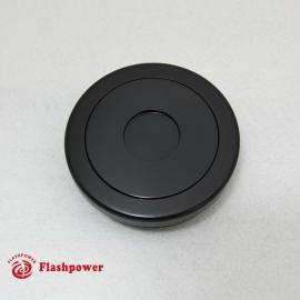 Horn Button for 9 bolt Steering Wheels,Black
