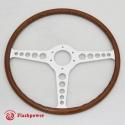 16'' Jaguar E-type Reproduction Original Steering Wheel