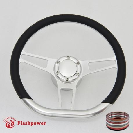 1960-73 VW Steering Wheel Adapter Kit for 5 /& 6 Hole Steering Wheel