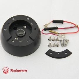6066B  Flashpower Steering Wheel Adapter Original Reproduction For Corvette Chevy II / Nova Buick Skylark Riviera 69-72