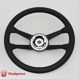 15''Porsche Reproduction Original Steering Wheels Leather