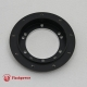"""Steering Wheel Hub Conversion Spacer 3/4"""" 9 hole to 6 hole Black"""