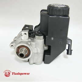 Power Steering Pump Saginaw TC Series Aluminum Type II For GM Natural