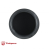 Color Match Horn Button for 9 bolt Steering Wheels,Gun Metal