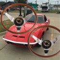 Opel  GT Steering Wheel