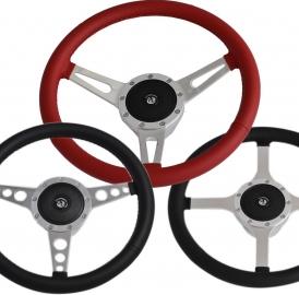 Full Leather steering wheel