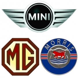 MG Mini Cooper Morris