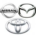 Nissan Mazda Toyota